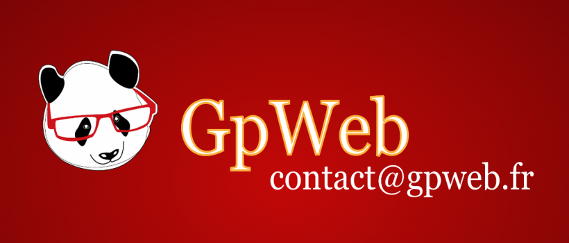 conception web et applications mobiles  GPWEB